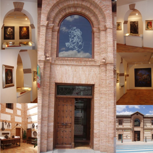 Museo de La Celestina (La Puebla de Montalbán) Montajemuseo